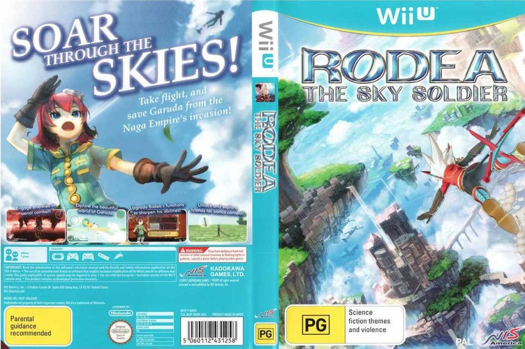Rodea the Sky Soldier WiiU coverfullM (BRDPNS)