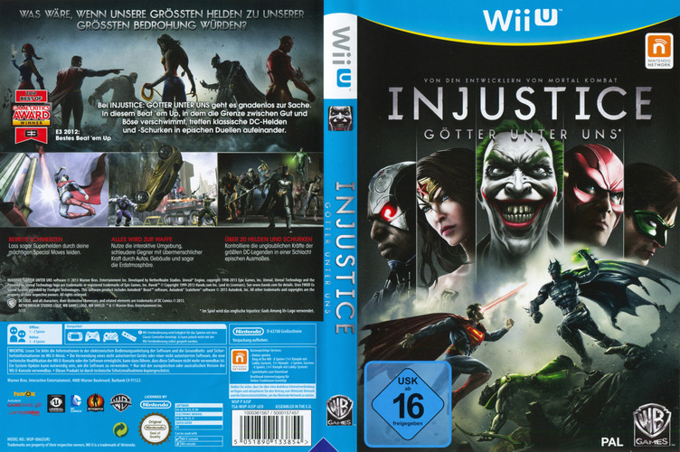 Injustice: Götter Unter Uns Array coverfullM (AJSPWR)