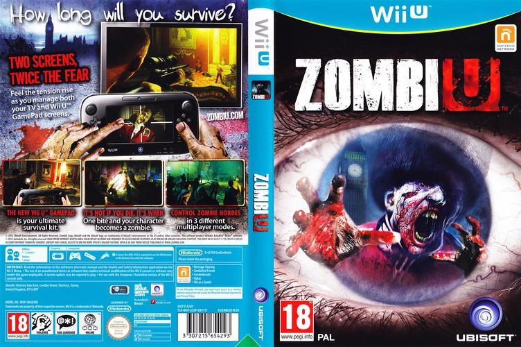 ZombiU WiiU coverfullM (AZUP41)