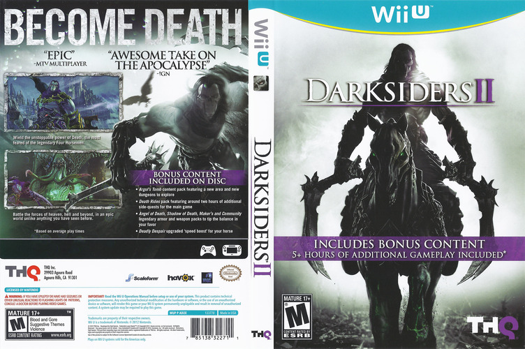 Darksiders II WiiU coverfullM (AD2E78)