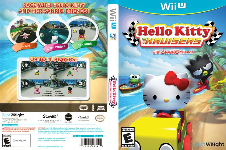 Hello Kitty Kruisers WiiU coverfullM (AHKEYM)