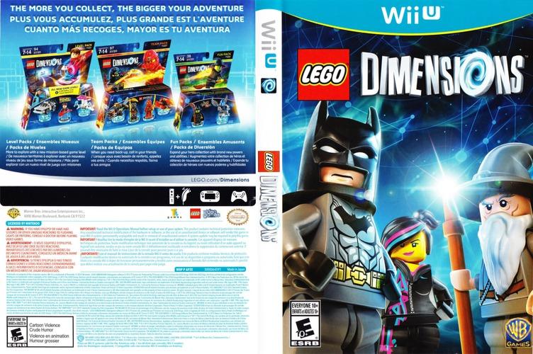 LEGO Dimensions Array coverfullM (APZEWR)