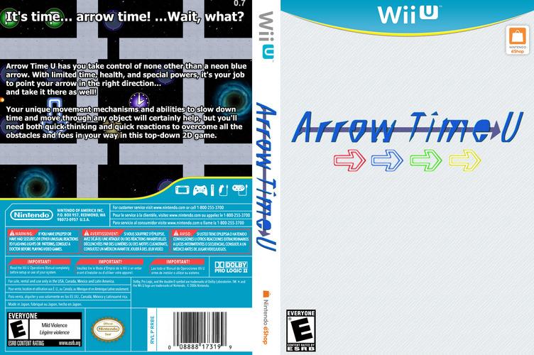 Arrow Time U WiiU coverfullM (ARUE)