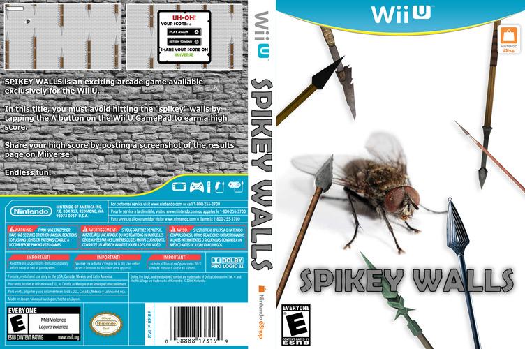 Spikey Walls WiiU coverfullM (BWLE)