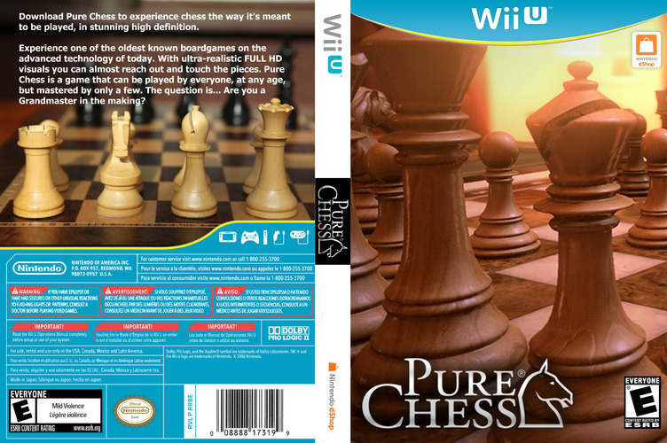 Pure Chess WiiU coverfullM (WC9E)