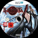 Bayonetta WiiU disc (AAFD01)