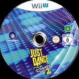 Just Dance Disney Party 2 WiiU disc (ADPP41)