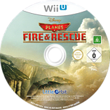 Disney Planes: Fire & Rescue WiiU disc (AFRPVZ)