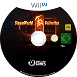SteamWorld Collection WiiU disc (AJ8PVW)