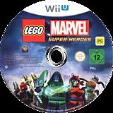 LEGO Marvel Super Heroes WiiU disc (ALMPWR)