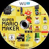 Super Mario Maker WiiU disc (AMAP01)