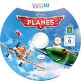 Disney Planes WiiU disc (APAP4Q)