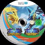 Pokkén Tournament WiiU disc (APKP01)