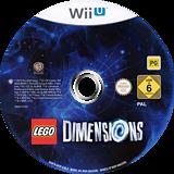 LEGO Dimensions WiiU disc (APZPWR)