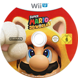 Super Mario 3D World WiiU disc (ARDP01)