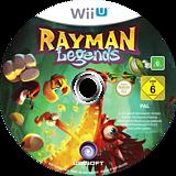 Rayman Legends WiiU disc (ARMP41)