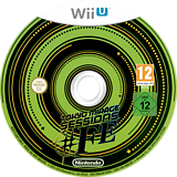 Tokyo Mirage Sessions #FE WiiU disc (ASEP01)