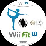Wii Fit U WiiU disc (ASTP01)
