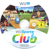 Wii Sports Club WiiU disc (AWSP01)