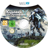 Xenoblade Chronicles X WiiU disc (AX5D01)