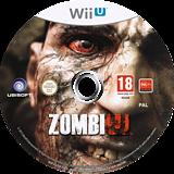 ZombiU WiiU disc (AZUP41)