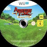 Adventure Time: Finn & Jake Investigations WiiU disc (BFNPVZ)