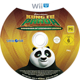Kung Fu Panda: Showdown of Legendary Legends WiiU disc (BKFPVZ)