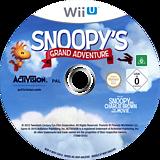 The Peanuts Movie: Snoopy's Grand Adventure WiiU disc (BPEP52)