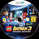 LEGO Batman 3: Beyond Gotham WiiU disc (BTMPWR)