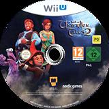 The Book of Unwritten Tales 2 WiiU disc (BUTP6V)