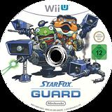 Star Fox Guard WiiU disc (BWFP01)