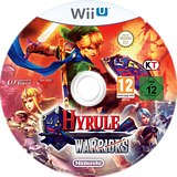 Hyrule Warriors WiiU disc (BWPP01)