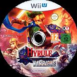 Hyrule Warriors WiiU disc (BWPP01)