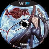 ベヨネッタ WiiU disc (AAFJ01)