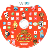 Animal Crossing: amiibo Festival WiiU disc (AALE01)