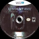 Resident Evil: Revelations WiiU disc (ABHE08)