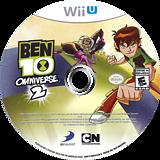 Ben 10: Omniverse 2 WiiU disc (ABVEG9)