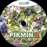 Pikmin 3 WiiU disc (AC3E01)