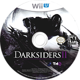 Darksiders II WiiU disc (AD2E78)