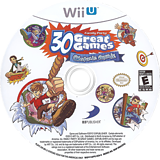 Family Party: 30 Great Games Obstacle Arcade WiiU disc (AFPEG9)