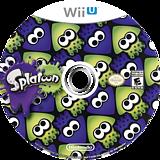 Splatoon WiiU disc (AGME01)