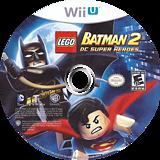 LEGO Batman 2: DC Super Heroes WiiU disc (ALBEWR)