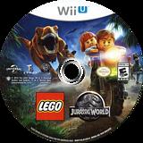 LEGO Jurassic World WiiU disc (ALJEWR)