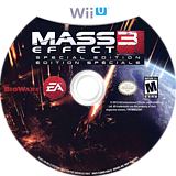 Mass Effect 3: Special Edition WiiU disc (AMEE69)