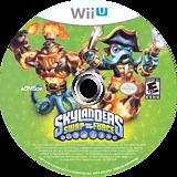 Skylanders: Swap Force WiiU disc (ASFE52)