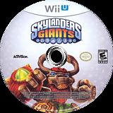 Skylanders: Giants WiiU disc (ASLE52)