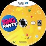 SiNG Party WiiU disc (ASWE01)