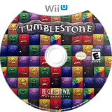 Tumblestone WiiU disc (AT7E6D)