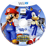 Mario & Sonic at the Sochi 2014 Olympic Winter Games WiiU disc (AURE01)