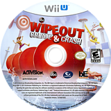 Wipeout: Create & Crash WiiU disc (AW4E52)